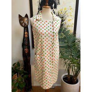 Most Adorable Vtg Dress With Pocket!!!!!